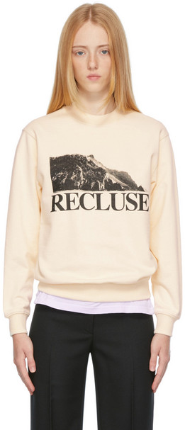 Stockholm (Surfboard) Club Stockholm (Surfboard) Club Off-White Ben Gorham Edition Mer Print Sweatshirt