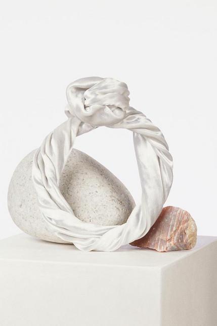 Cult Gaia Turband - Salt Velvet                                                                                               $60.00