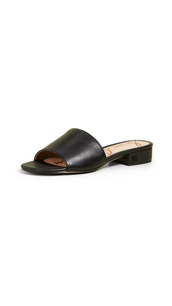 Sam Edelman Kenz Slide Sandals in black