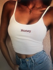 tank top,white crop tops,sexy,back to school,cotton