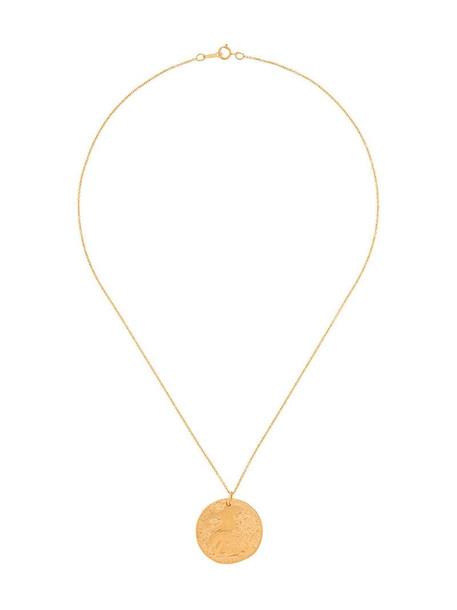 Alighieri Il Leone necklace in gold