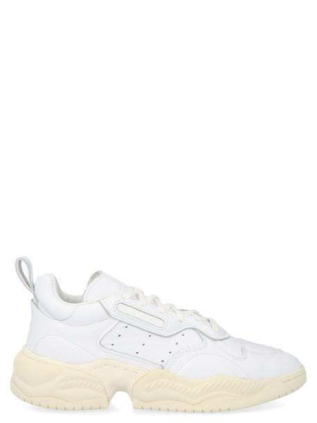 Adidas Originals supercourt Rx Shoes in white