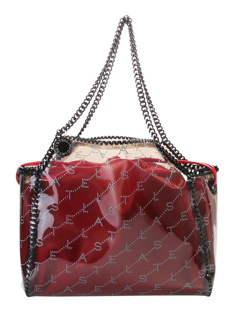 Stella McCartney Falabella M Bag in red