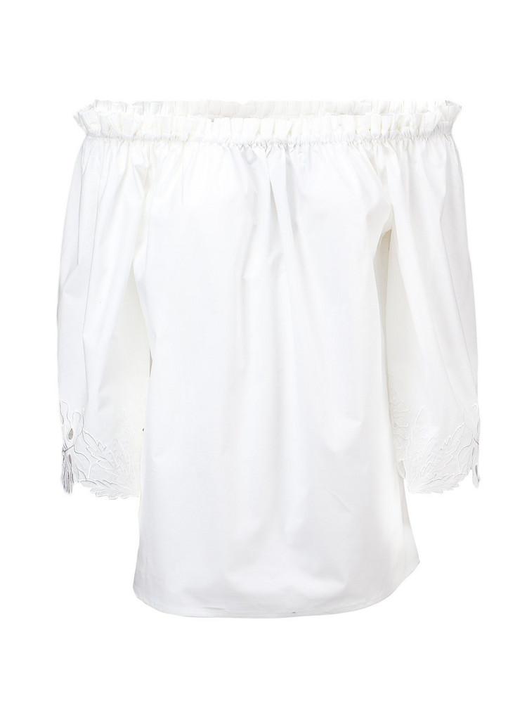 Blumarine Shirt in bianco