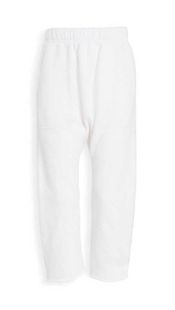 Nili Lotan Sf Sweatpants in white