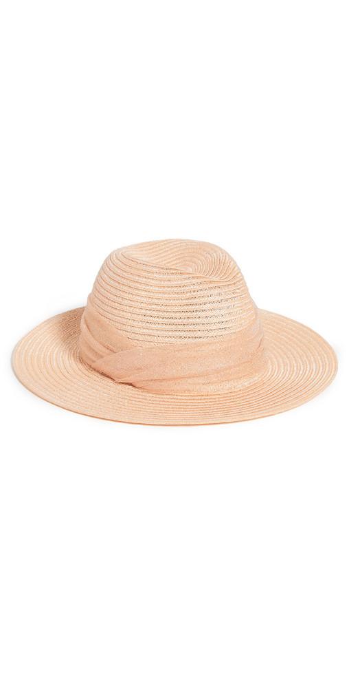 Eugenia Kim Courtney Hat in blush