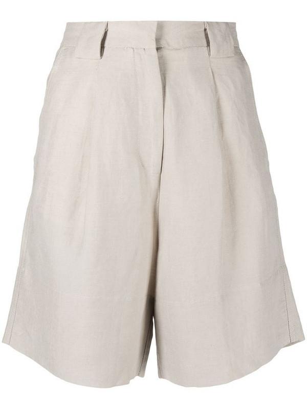 Soulland Liv shorts in neutrals