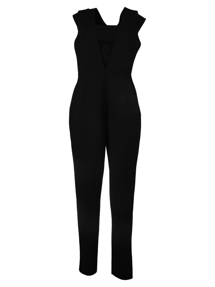 a8fbcb59a43a Stella Mccartney Classic Jumpsuit in black