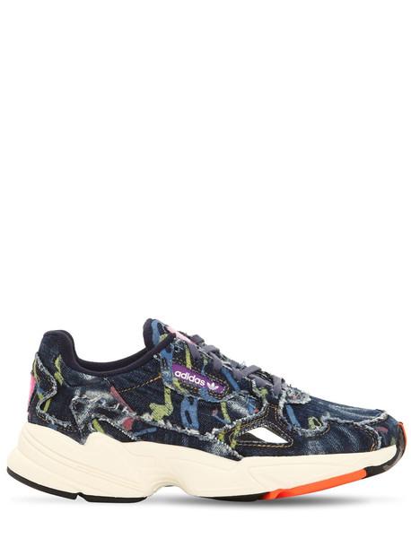 ADIDAS ORIGINALS Falcon Denim Sneakers