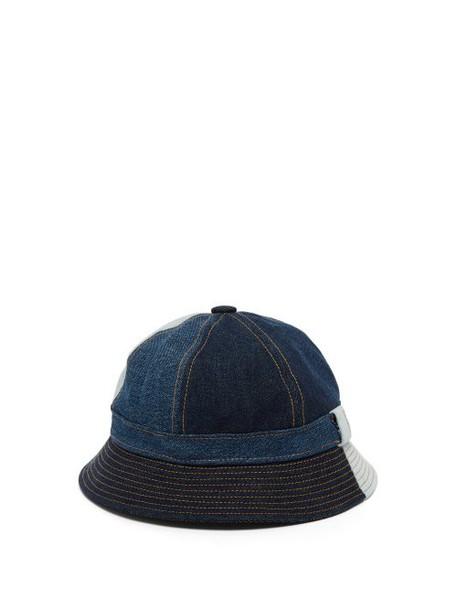 Acne Studios - Denim Bucket Hat - Womens - Denim