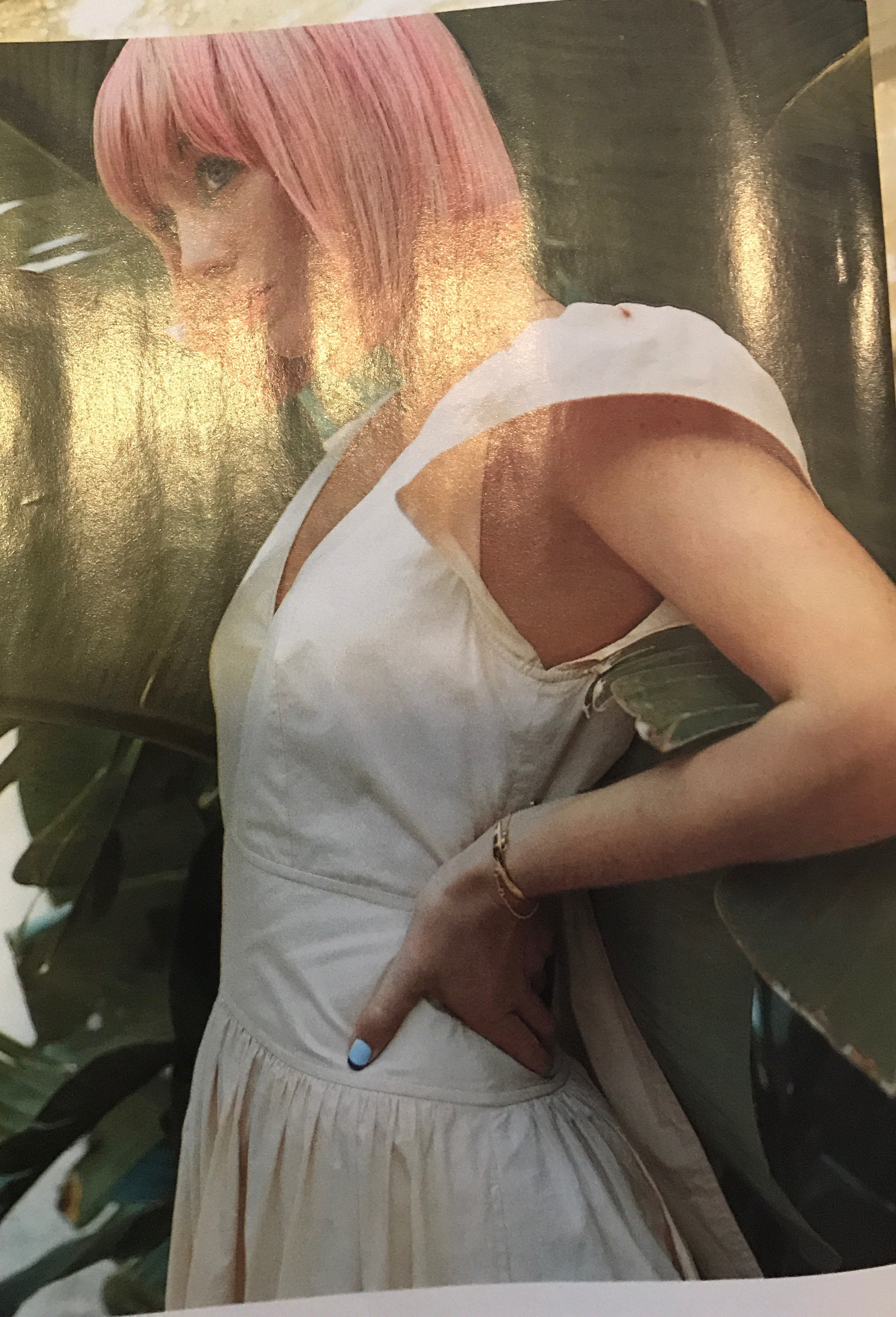 dress ulta magazine white white dress