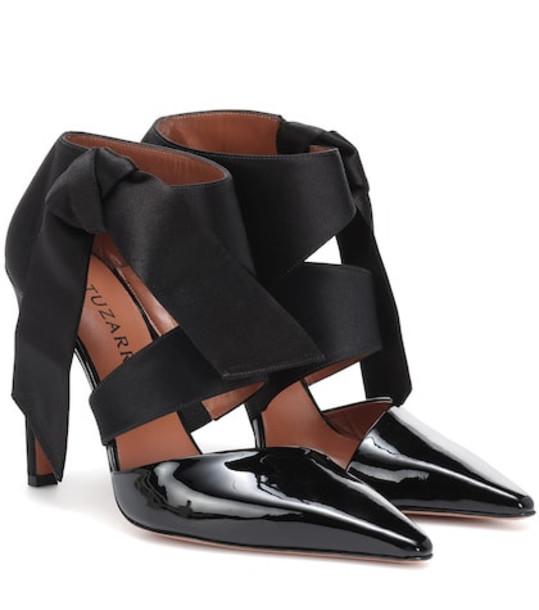 Altuzarra Kirk leather pumps in black