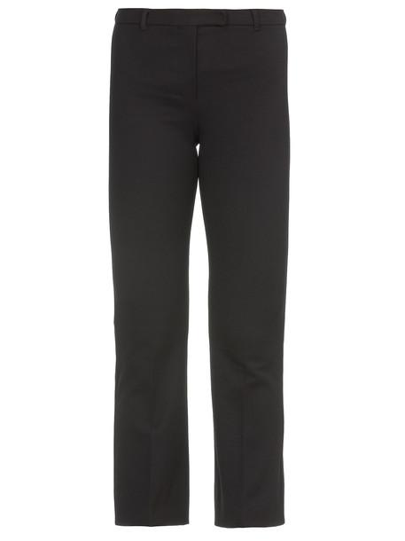 Max Mara Umanità Trousers in black