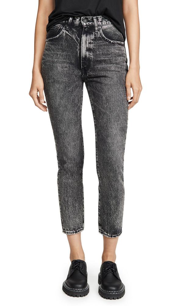 MOUSSY VINTAGE Sparks Boy Skinny Jeans in black