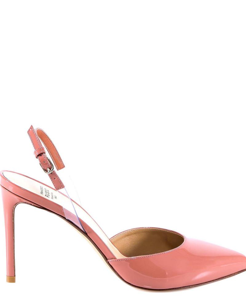 Francesco Russo Slingback in pink