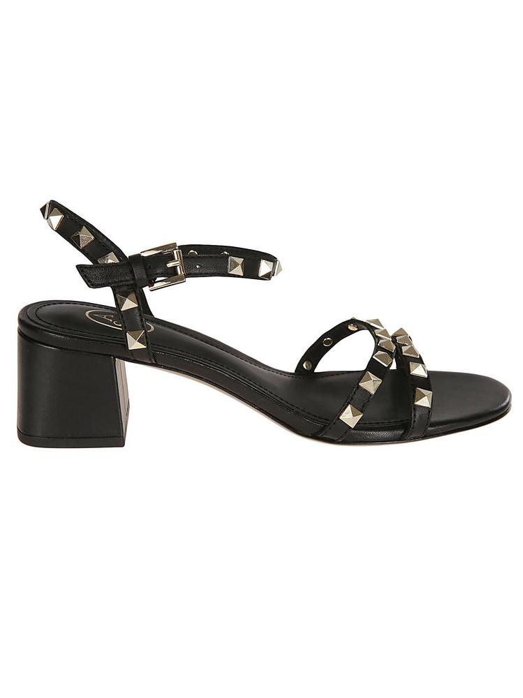 Ash Iggy Sandals in black