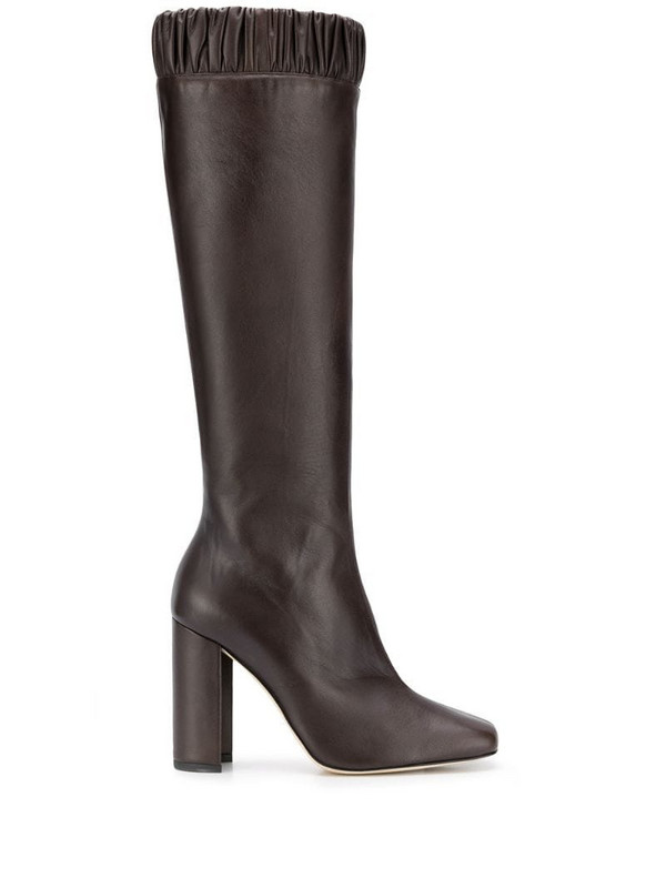 Chloe Gosselin Carmen knee-high boots in brown
