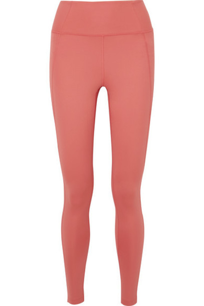 Girlfriend Collective - Compressive Stretch Leggings - Pink