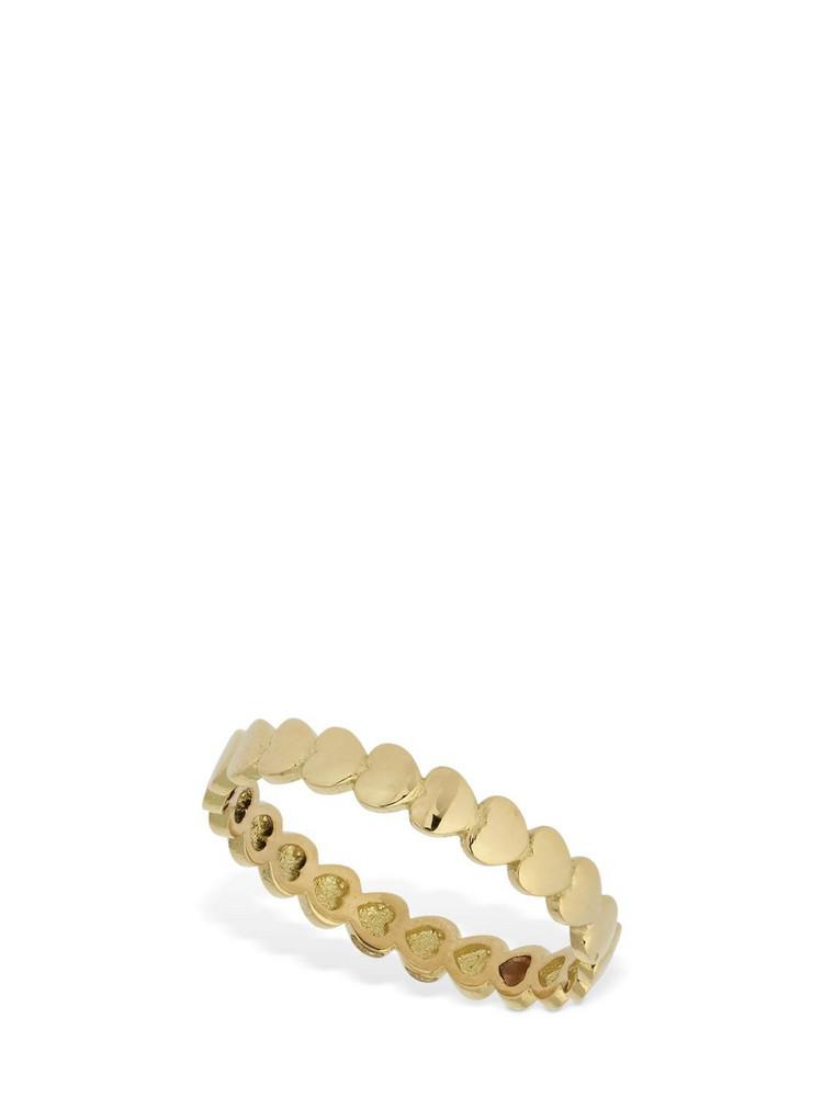 AG 18kt Gold Multiple Heart Ring