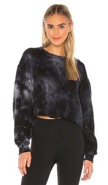 STRUT-THIS Sonoma Sweatshirt in Black