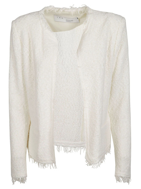 Iro Knitted Top in white