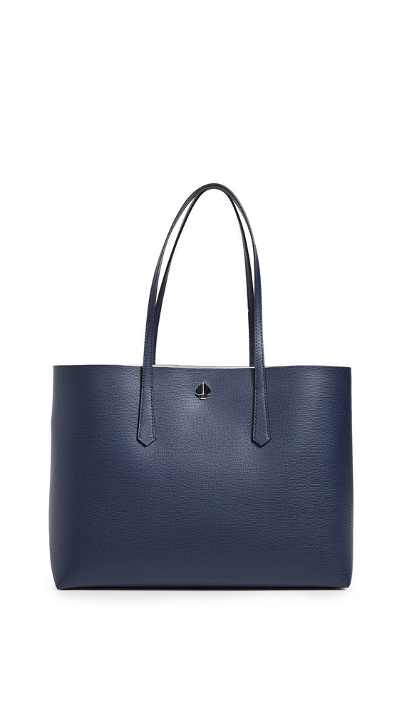 Kate Spade New York Molly Large Tote in blue