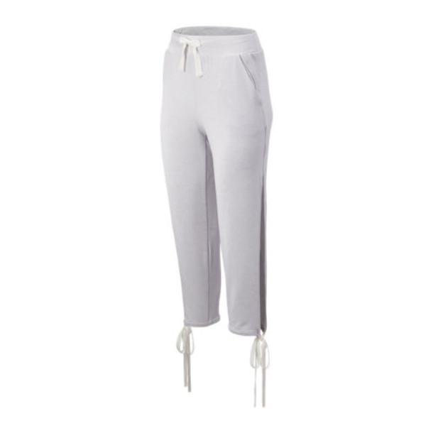 New Balance 93466 Women's Balance Detox Sweatpant - Off White (WP93466SAH)