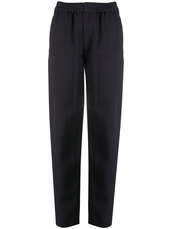 Stephan Schneider high-waisted trousers in blue