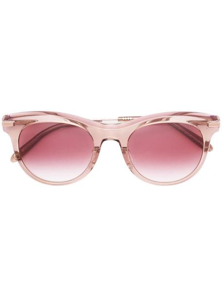 Garrett Leight Andalusia sunglasses in pink