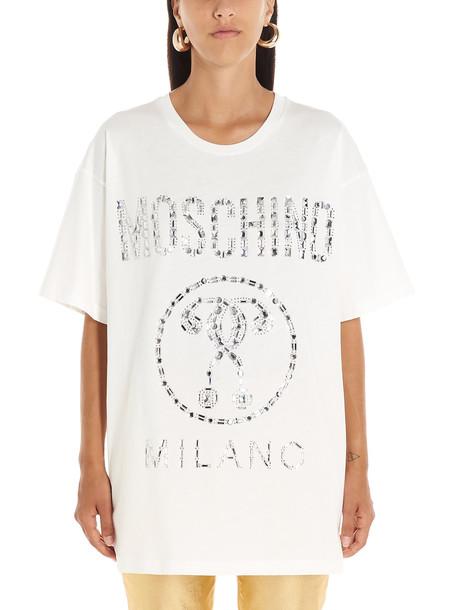 Moschino T-shirt in white