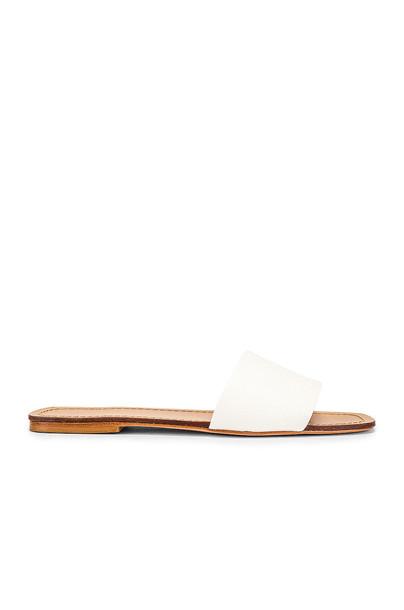 RAYE Houston Sandal in white