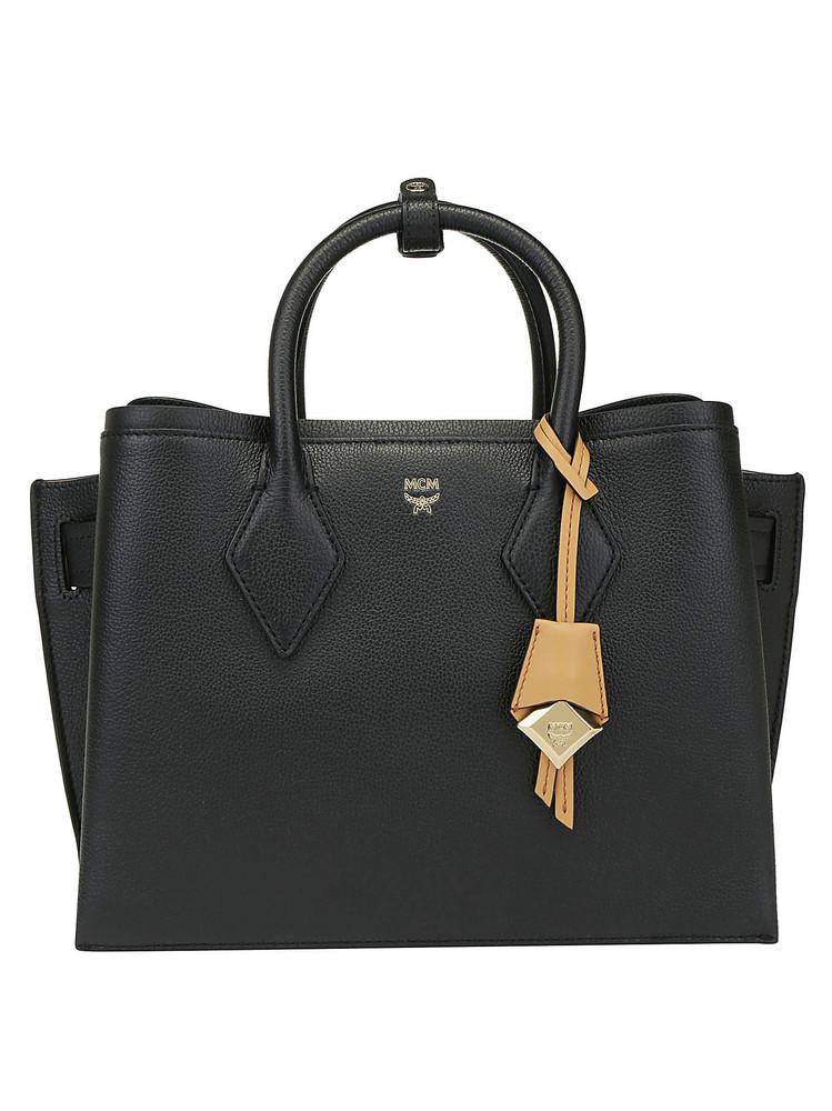 Mcm Neo Milla Tote Bag in black