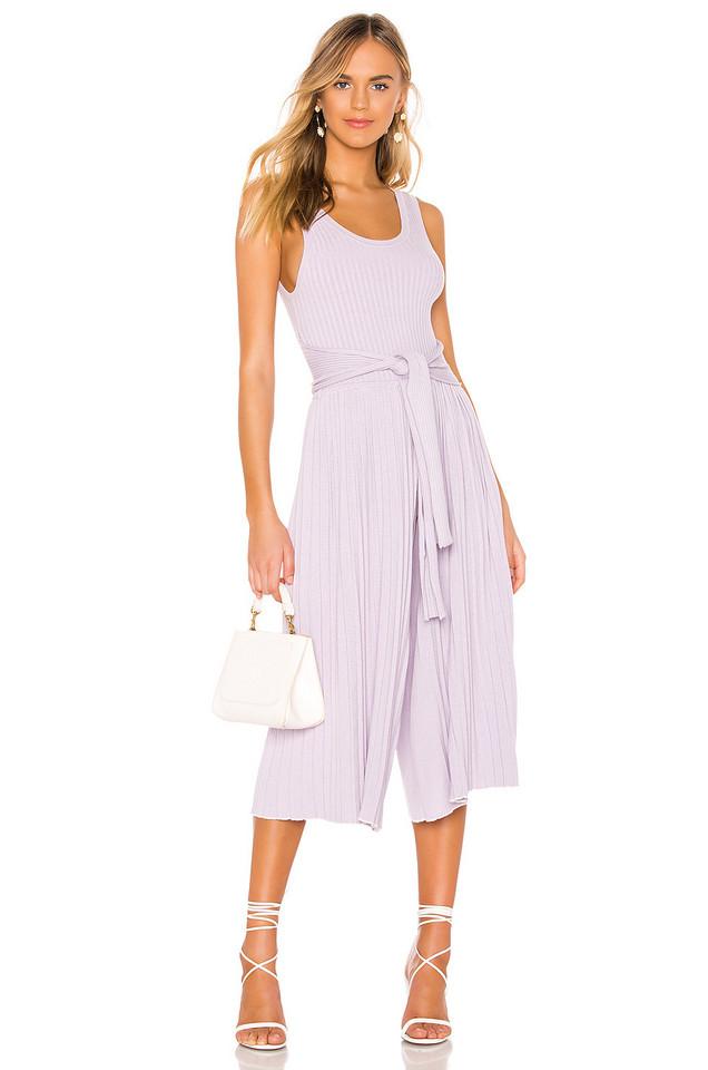 ELEVEN SIX Selina Jumpsuit in lavender