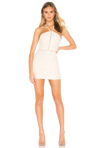 superdown Shea Lace Dress in cream