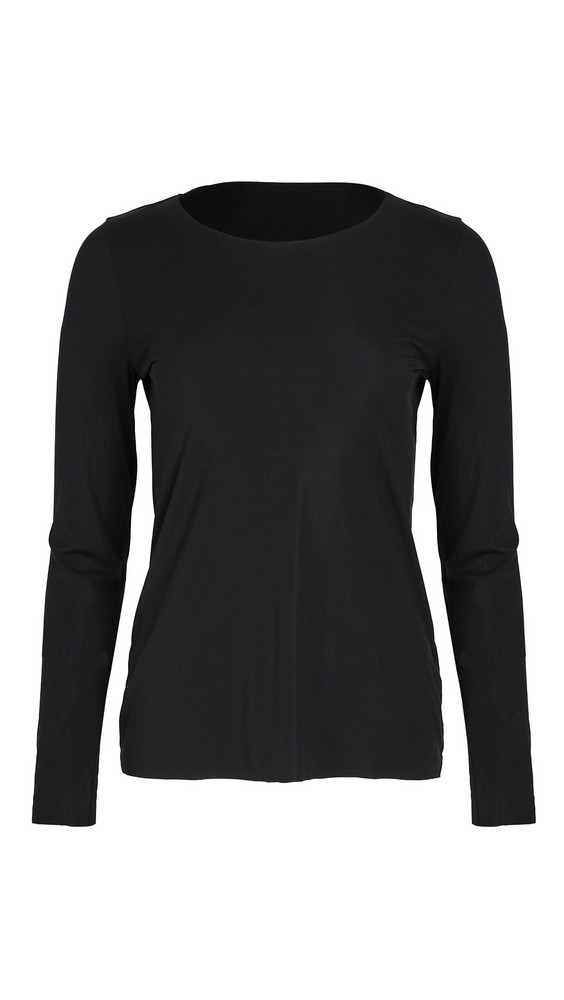 Wolford Aurora Pure Pullover in black