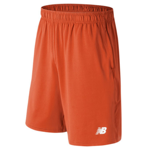 New Balance 555 Men's Baseball Tech Short - Orange (TMMS555TMO)