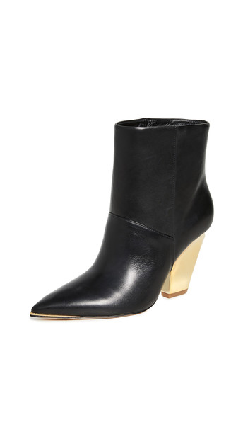 Tory Burch Lila Ankle Booties 90mm in black