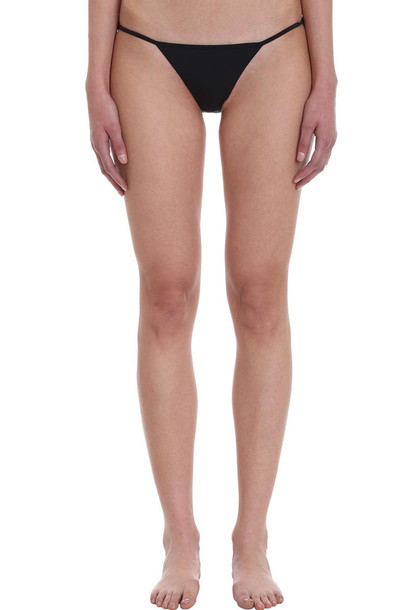 Dsquared2 Black Pink Swimsuit Bottoms