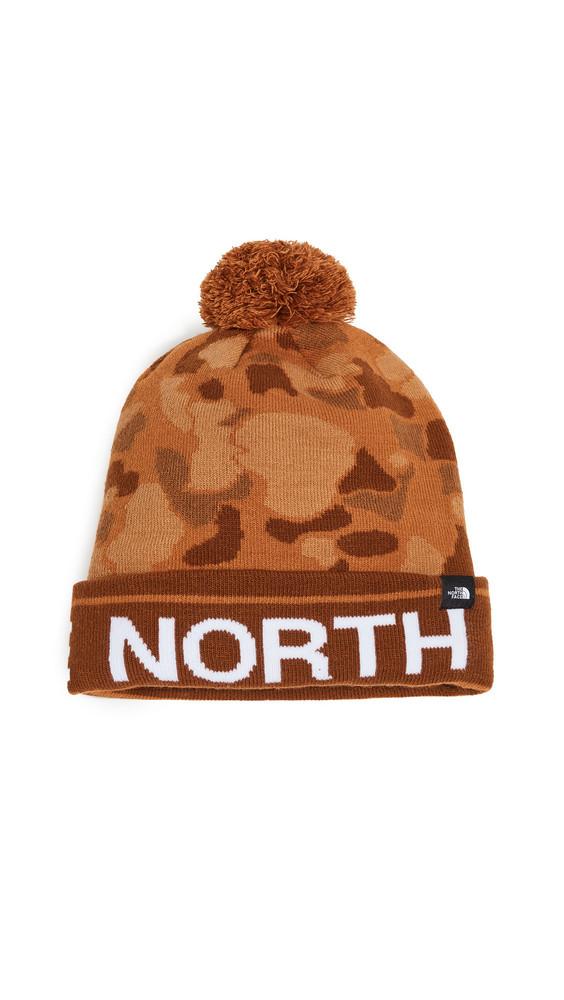 The North Face Ski Tuke Hat in khaki