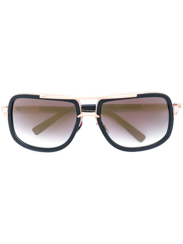 Dita Eyewear oversized sunglasses in black