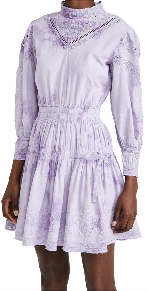 OPT Violet Moon Dress in lilac