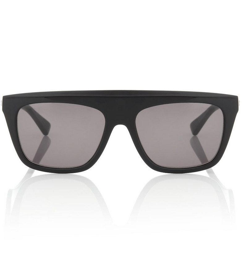 Bottega Veneta Square sunglasses in black