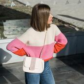 ms treinta,blogger,jeans,shoes,bag,winter outfits