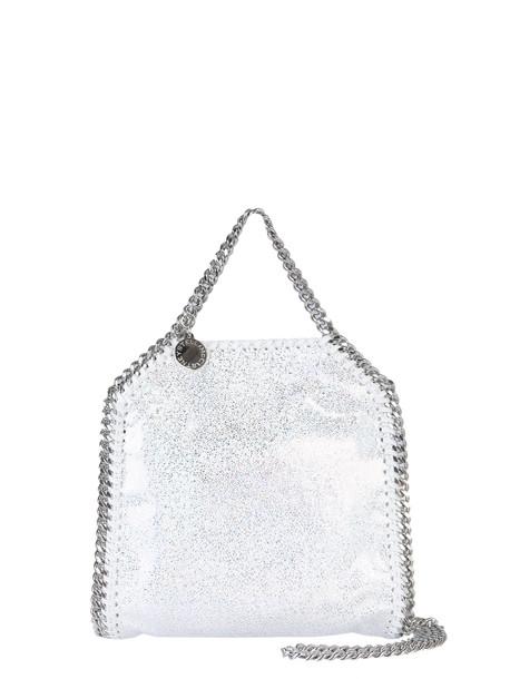 Stella McCartney Tyni Falabella Bag in bianco
