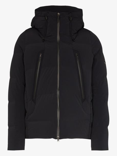 Descente Allterrain X BYBORRE black Hooded padded jacket
