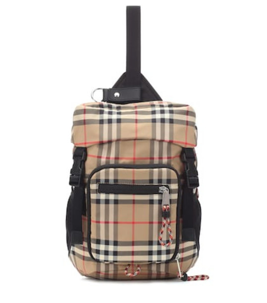 Burberry Leo backpack in beige