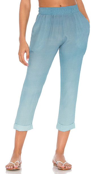 BEACH RIOT X REVOLVE Avery Pant in Blue