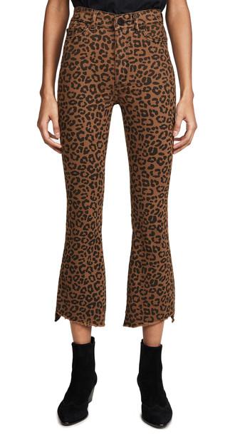 DL DL1961 Bridget Crop High Rise Bootcut Jeans
