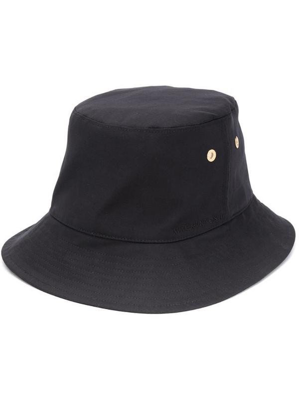 Mackintosh Dailly bucket hat in black