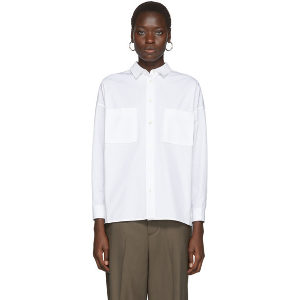 Arch The White Oversized Shirt